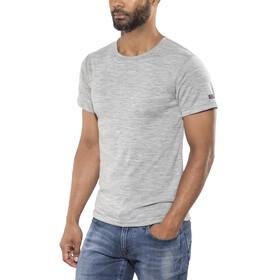Devold M's Breeze T-Shirt Grey Melange